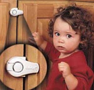 Safety 1st Lazy Susan Cupboard Child Safety Cabinet Lock 11621 ...