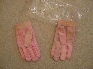 Responsable Pink Sports Gants Par Pti Sports Composée De Cuir Et Matière Extensible Grande-afficher Le Titre D'origine
