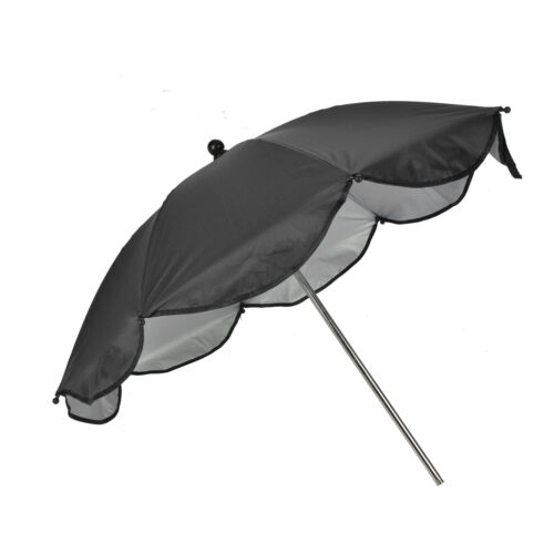 Parasol Pram Pushchair Universal Sun Shade Stroller Buggy Kids Baby Umbrella