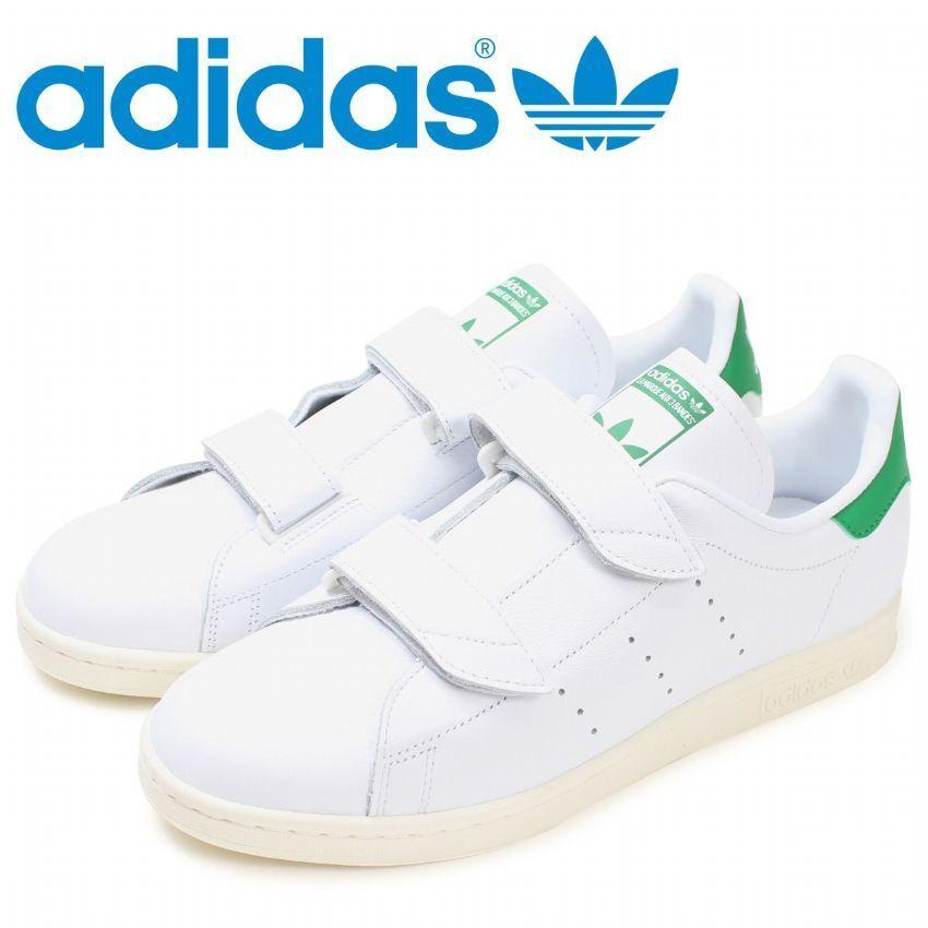 Tamaño de Reino Unido 10.5 - Adidas Originals Stan rápido entrenadores s76662 Smith