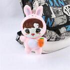 KPOP BTS Jung Kook Plush Bangtan Boys Animal Doll Toy Keychain Clip Handmade