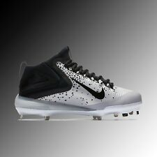 item 4 NIKE Mens Force Zoom Mike Trout 3 Metal Baseball Cleats 856503-009  Grey Size 12 -NIKE Mens Force Zoom Mike Trout 3 Metal Baseball Cleats  856503-009 ...