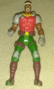 1992-Marvel-Toy-Biz-The-Uncanny-X-Men-X-Force-G-W-Bridge-Action-Figure-Leader