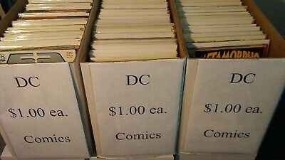 $1.00 Each YOU PICK  $4 Shipping Any Quantity Over 2650 DC Comic Books