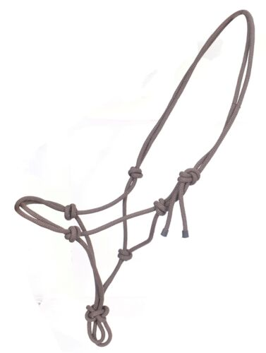 Horse Rope Halter Control Head collar Natural Horsemanship With Free Shipping