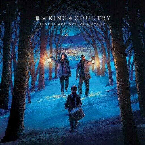 For King & Country  -  A Drummer Boy Christmas  -  New Factory Sealed CD