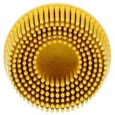 3m 18732 Scotch Brite Roloc Bristle Disc 2 In X 58 Tapered 80 1 Disc