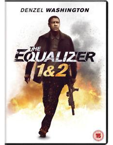 The-Equalizer-1-amp-2-DVD-2018-Denzel-Washington-Fuqua-DIR-cert-15-2-discs