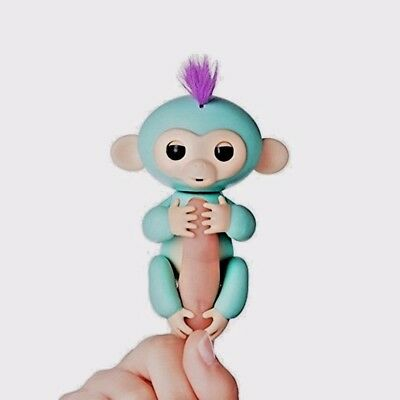 NEW 2017 INTERACTIVE HAPPY PET FINGER MONKEY AVAILABLE NOW!