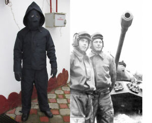 04c1752123b Image is loading Military-USSR-tank-man-Fire-Resistant-uniform-mask-