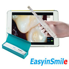 Dental Intraoral Camera Easyinsmile Wifi Wireless Endoscope 30 Pixels Hd Clear