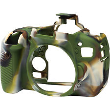 easyCover Protective Skin - Camera Cover for Canon EOS Rebel T6s/760D (Camo)