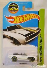 1969 Chevrolet Camaro 1:64 Scale die-cast Model from HW Workshop by Hot Wheels