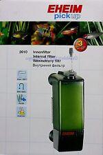 EHEIM pickup 160 Innenfilter 2010 Süß- und Meerwasser Aquarien pick up