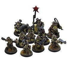 Ork War2  Soviet Goblins Squad (10) Kromlech