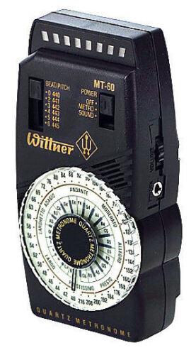 Wittner MT60 MT-60 MT 60 Digital Quartz Metronome