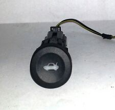 FIESTA / FUSION ELECTRIC BOOT RELEASE SWITCH - 2S6T 19B314 AA - KIT CAR BUTTON