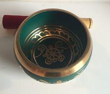 Large Tibetan Singing Bowl 6.5''/ Buddhism/ YOGA/ Meditation/Rare/Gong