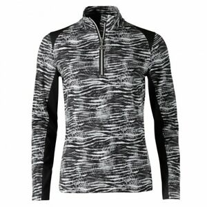 Daily-Sports-Zerena-Ladies-Long-Sleeve-Half-Neck-Golf-Top-Size-Medium-12