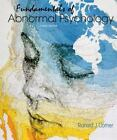 Fundamentals of Abnormal Psychology by Ronald J. Comer (2016, Paperback)