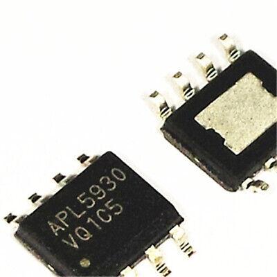 10pcs APLS930 APL593O APL 5930 APL5930K APL5930KA APL5930KAI-TRG APL5930 SOP8 IC