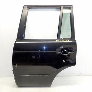 Door-Shell-Rear-Left-Java-Black-Ref-1021-Range-Rover-L322-3-0-TD6