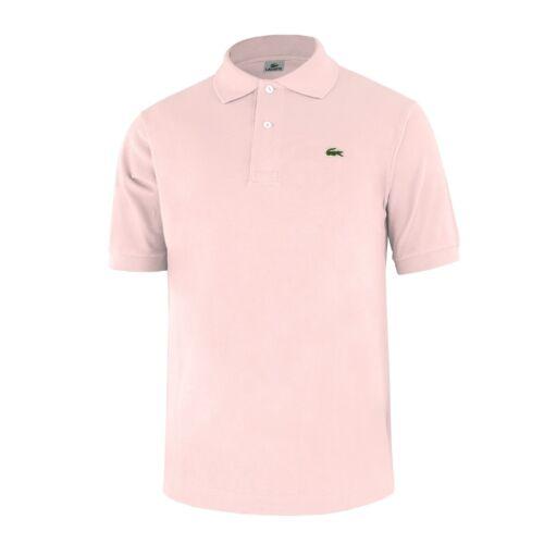 Lacoste l.12.12 Original Polo Chemise T-shirt Hommes Polo Flamingo l1212-t03