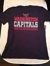 Washington Capitals NEW Youth Medium Overtime T-Shirt  NHL Brand Hockey Juniors