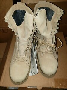 BATES Army Issued Combat Boots Coyote Gore-Tex(Temperate Weather)New Size 4.5XW