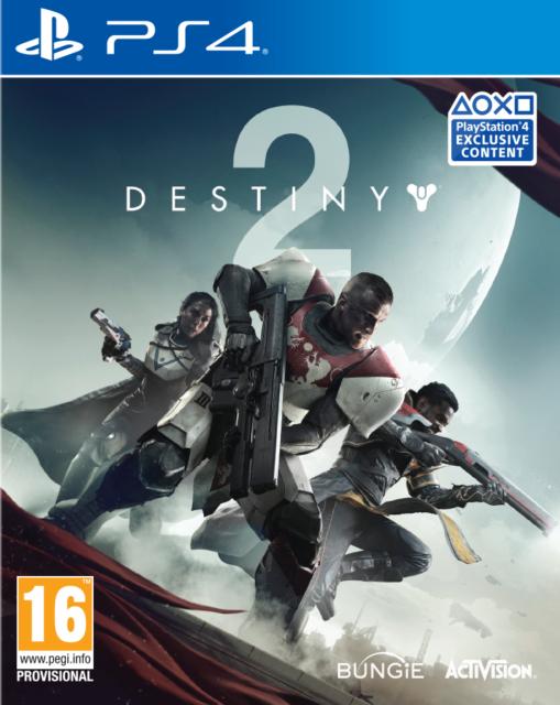 Destiny 2 (PS4) - NEW & SEALED - UK PAL - uk SELLER - new