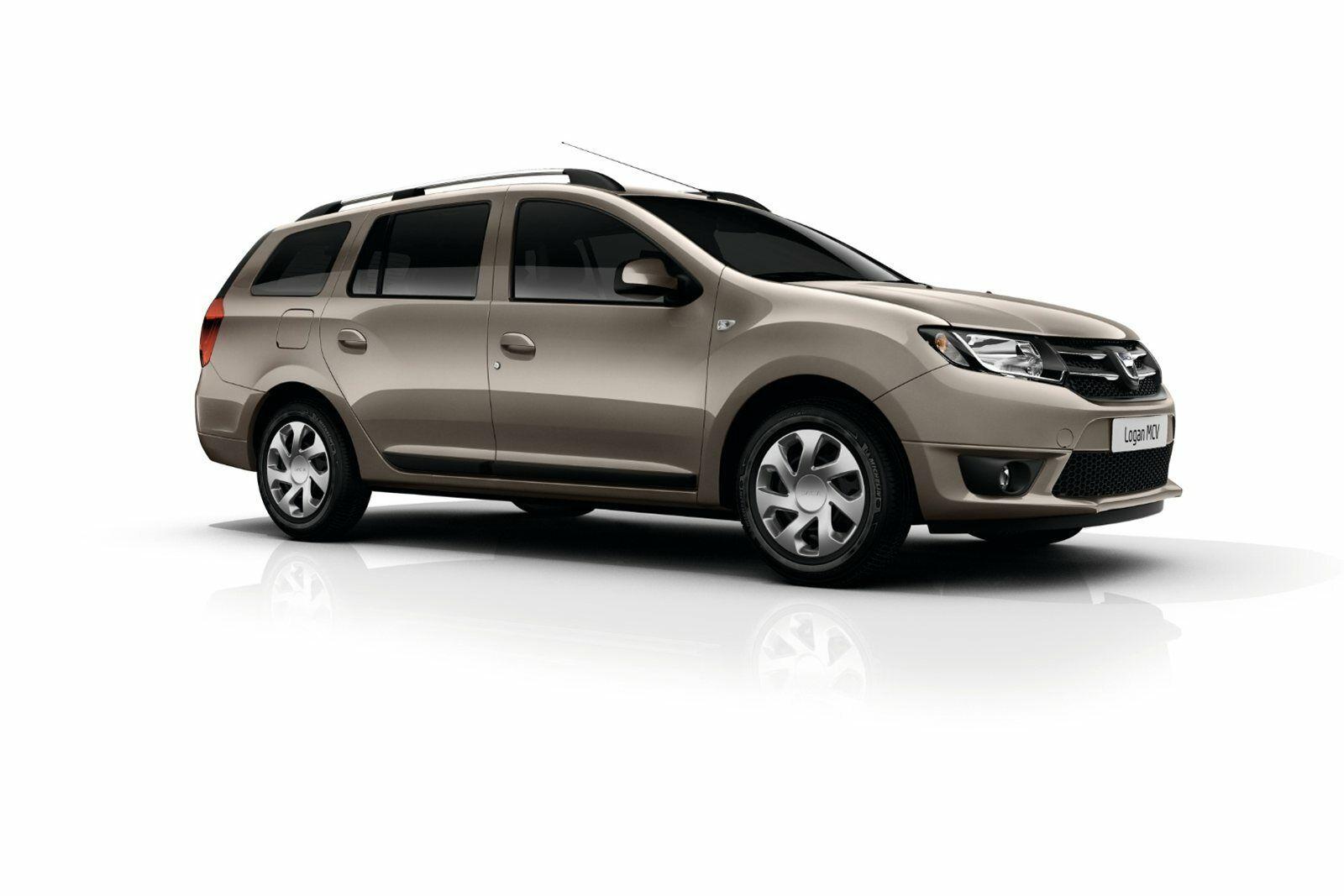 Dacia Logan 0,9 TCe 90 Ambiance MCV 5d