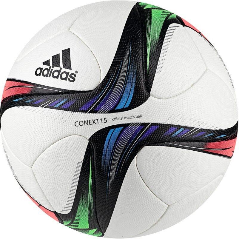 Adidas Conext 15 OMB Offizieller Spielball Matchball 2014 2015  | Förderung