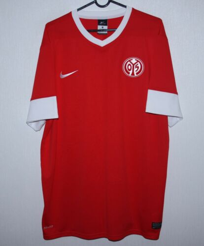 FSV Mainz 05 Germany home shirt 1213 Nike Size XL