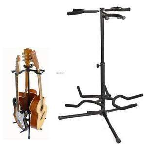 Portable-Multifunctional-Tripod-Guitar-Stand-Musical-Instruments-stand