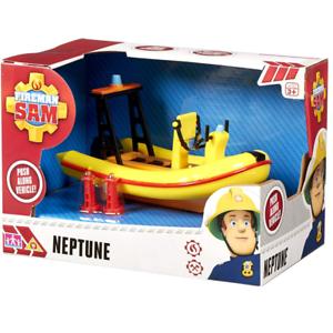 Sam Le Pompier – Neptune Le Bateau de Sauvetage Véhicule