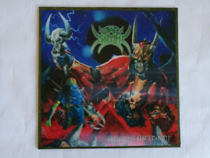 Bal-Sagoth-Atlantis Ascendant Night of the vinyle Dead Records sold out!!!