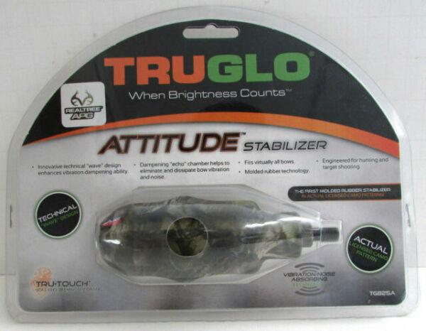 """4oz Bow Stabilizer TruGlo Apex Gear Accu Strike 4.8/"""""""
