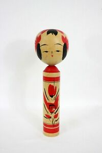 Dento-Kokeshi-Vintage-Bambola-Giapponese-Zao-Made-in-Japan-077