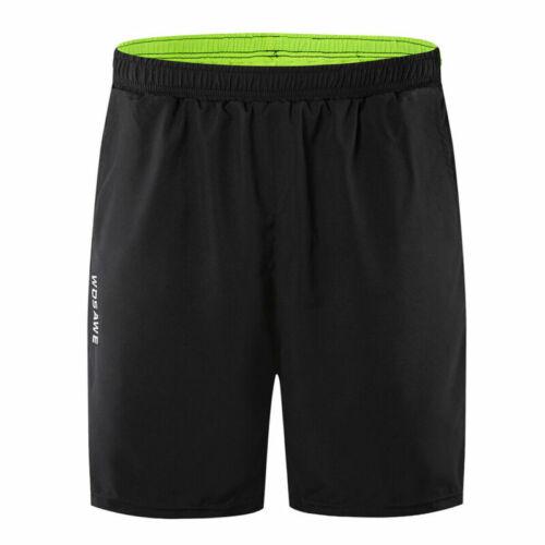 Baggy Cycling Shorts Men Loose Mountain MTB Bike Sports Shorts Pants 3D Gel Pad