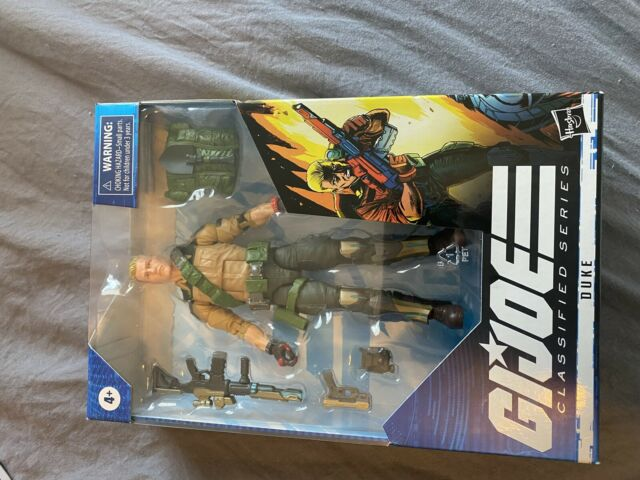 Hasbro G.I. Joe Classified Series Duke Action Figure
