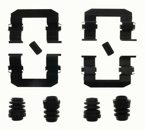 Carlson 13576 Front Disc Brake Hardware Kit