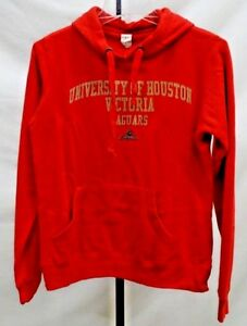 be951cf5e54 Image is loading University-Houston-Victoria-Jaguars-Youth-Pullover-Hooded- Sweatshirt-