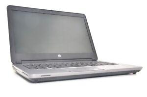 "Ordinateur portable HP ProBook 640 G1 i3-4000M@2,40GHz/8GB/1To/14""/Win10Pro #B5"