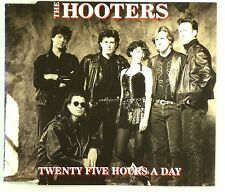 Maxi CD - The Hooters - Twenty Five Hours A Day - A4171