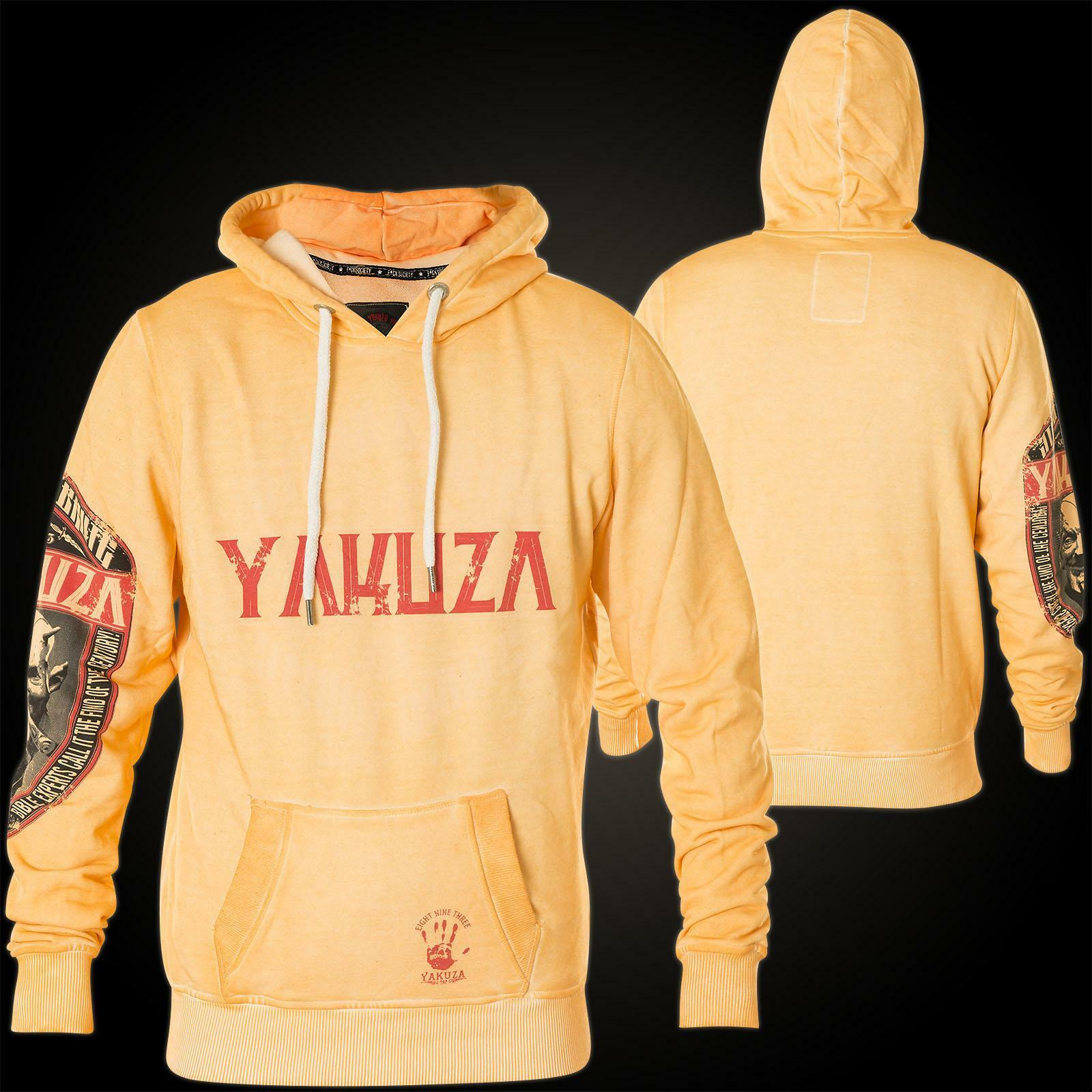 Yakuza Hoody Brute Devil HOB-9025 Warm Apricot
