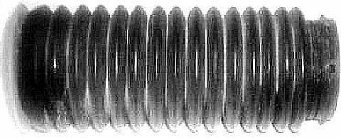 SOUFFLET METALCAUCHO 01609 pour SAXO, 106, AX, 106 2