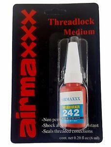 ThreadLocker Blue 242 Bottle Air Ride Suspension Install Repair Air Hose Line