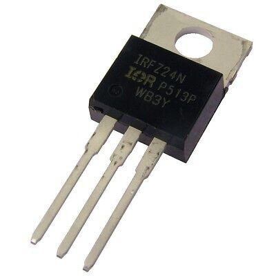 5 IRFZ24N International Rectifier MOSFET Transistor 55V 17A 45W 0,07R 854751