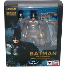 Batman The Dark Knight Christian Bale Bandai Tamashii S.H.Figuarts Action Figure