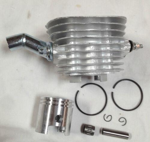 """47 mm 80CC Extérieur Vélo Moteur cylindre piston 15//16/"""" Bague Roulement 8 mm Argent"""